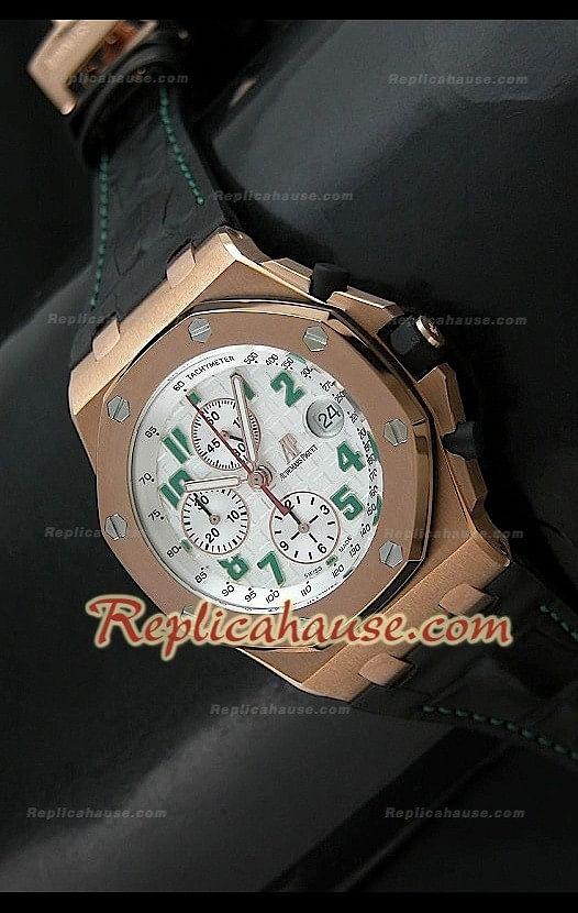 47730770b7f Reloj Audemars Piguet Royal Oak Offshore Edición Pride of Mexico Edition  reloj