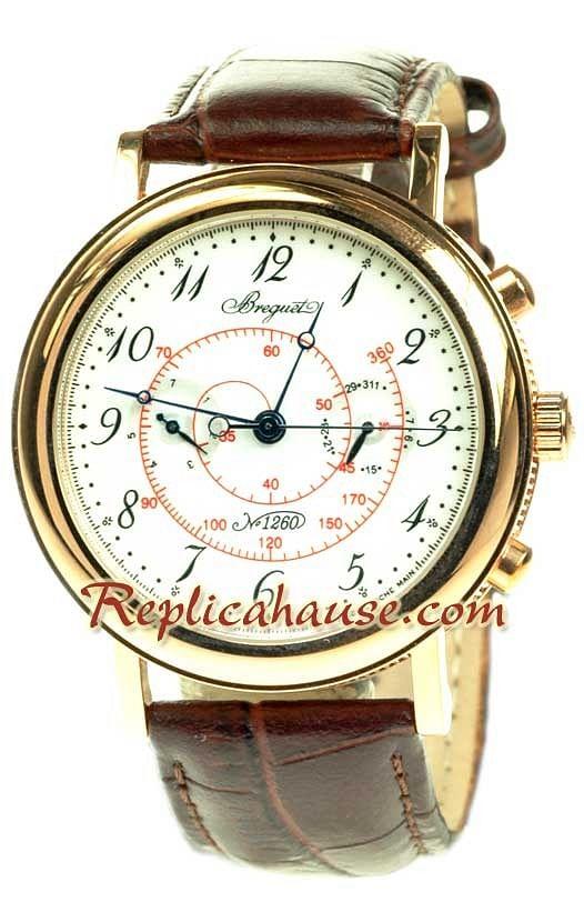 Breguet Classique Cronógrafo Reloj Réplica