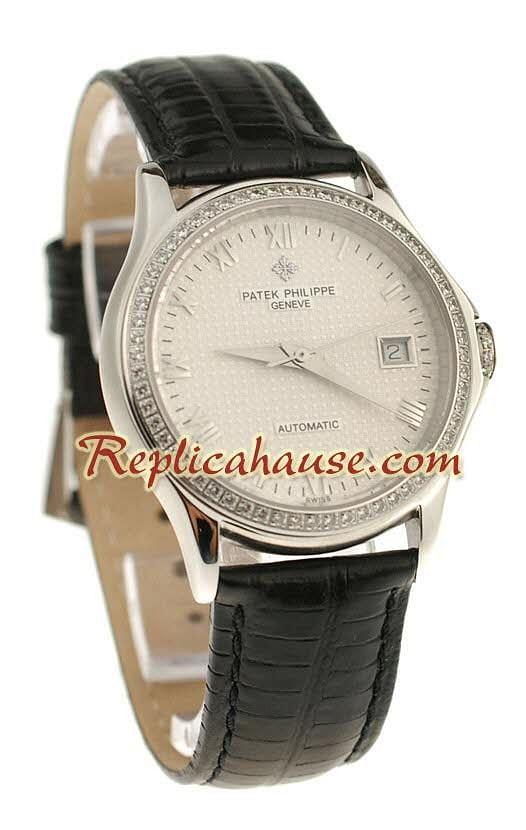 Patek Philippe Geneve Reloj Réplica