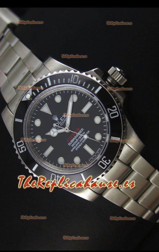 Rolex Submariner Supreme Edición FUCK-EM Reloj Réplica Suiza