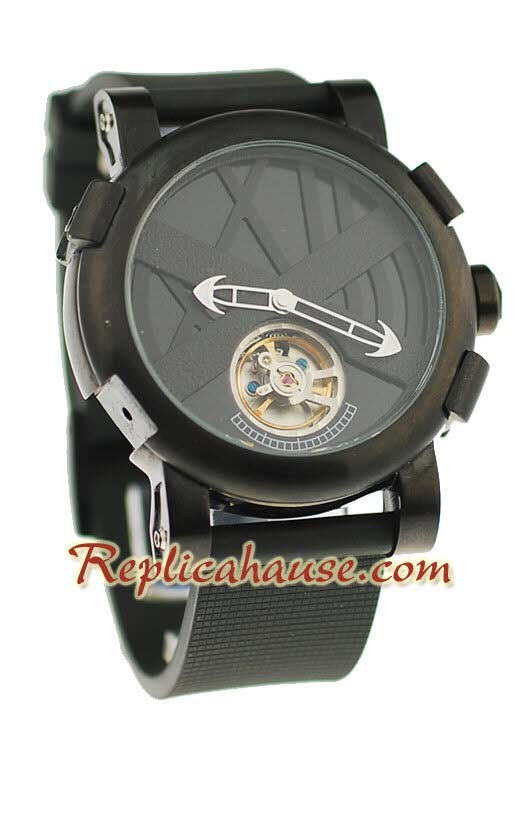 Romain Jerome Tourbillon Reloj Réplica