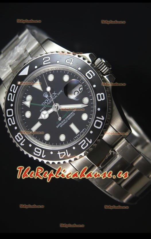 Rolex GMT Masters II 116710 - The Ultimate Best Edition 2017 Reloj Replica Suizo
