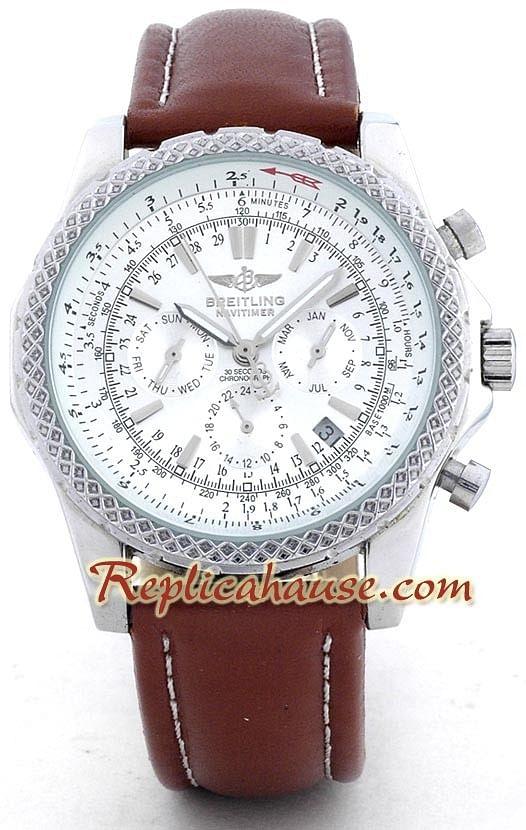 864ca53eef Breitling for Bentley Reloj Réplica - Leather RHSP556 para $199