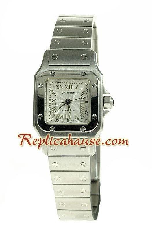 bb96ded35a94 Cartier Santos Reloj para Dama Suizo de imitación RHSP946 para  549