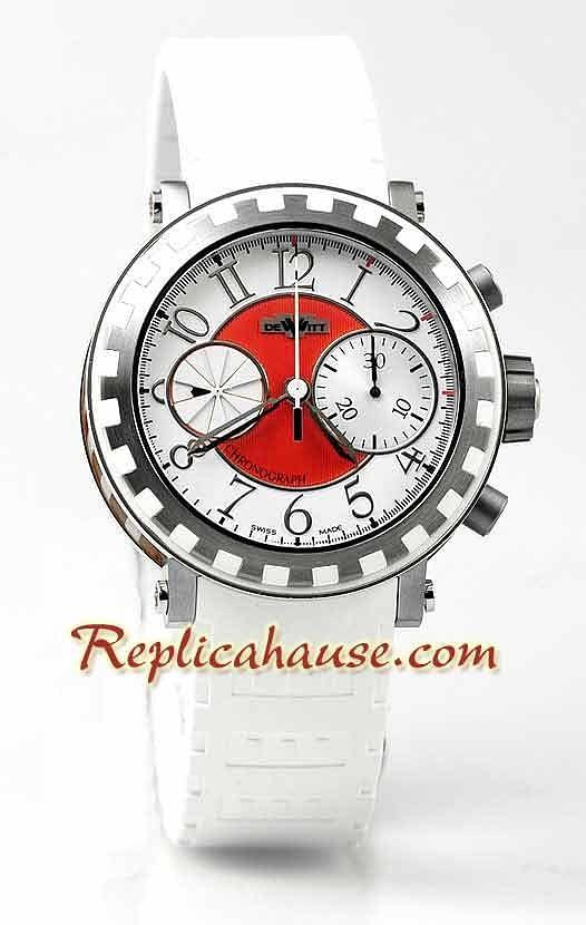 Réplicaproduct Dewitt Academia Cronógrafoe Sequentiel Reloj SkuRhsp1098 rCBdoex