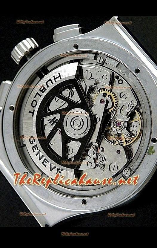 b48475f747bc Hublot Vendome Reproducción Reloj Cronógrafo Suizo en Acero Inoxidable