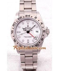 Rolex Explorer II Reloj para hombre Suizo