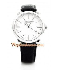 A. Lange Sohne Richard Lange Edición Reloj