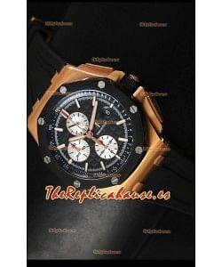 Audemars Piguet Royal Oak Offshore Reloj Cronógrafo 44MM - Ultimate 1:1 Movimiento 3126