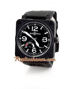 Bell and Ross BR01-97 Bateria de Reserva Reloj Suizo de imitación