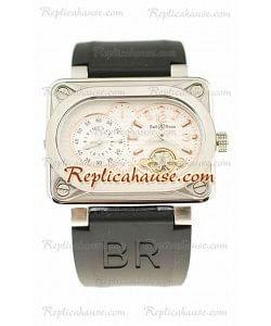 Bell and Ross BR Minuteur Tourbillon Reloj Réplica