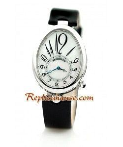 Breguet Reine De Naples Suizo Reloj para Dama