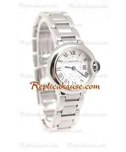 Cartier Ballon Suizo Dama Reloj Réplica