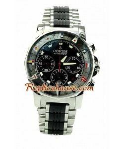 Corum Admirals Cup Cronógrafo Reloj Suizo