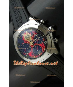 Corum Bubble Dive Lucifer Edition Reloj Suizo