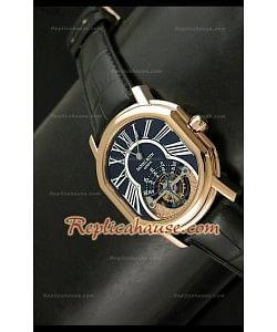 Daniel Roth Men's Tourbilon Retrograde Reloj Fecha