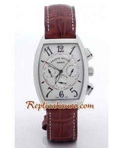 Franck Muller Conquistador Reloj Réplica