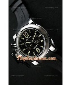 Graham Chronofighter Oversize Reproducción Japonesa del Reloj