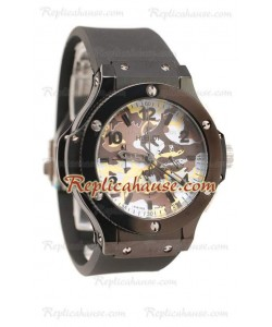 Hublot Big Bang Reloj Réplica Army Dial 48MM