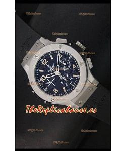 Hublot Big Bang Matte Reloj Suizo Réplica caja de Acero Inoxidable - Réplica Espejo 1:1
