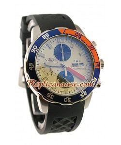 IWC Aquatimer Cronógrafo Reloj Réplica