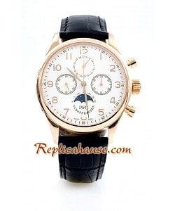 IWC Portuguese Perpetual Calyer Reloj Suizo