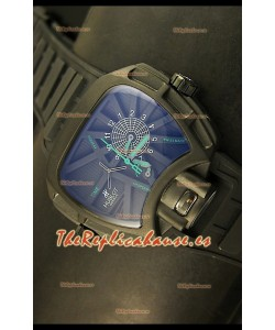 Hublot Big Bang MP 02 Edición Key of Time, Reloj Japonés, en caja de PVD