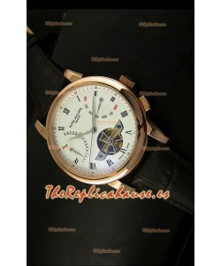 Patek Philippe Grand Complications Tourbillon Reloj Automático en Oro Rosado