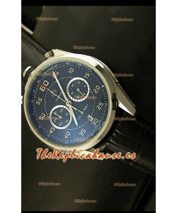 Tag Heuer Carrera Calibre 1887 Heritage, Reloj Réplica - Movimiento de Cuarzo