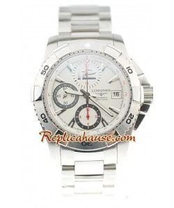 Longines Sport Collection HydroConquest Reloj Suizo de imitación