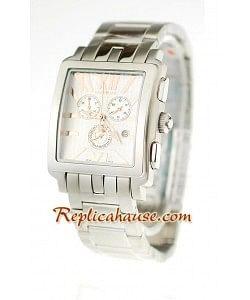 Mont Blanc Profile Cronógrafo Reloj Réplica