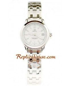 Omega Seamaster Dama Reloj Réplica