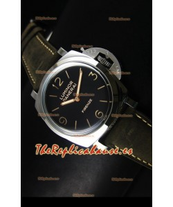 Panerai Luminor PAM00605 Firenze Reloj Suizo con Movimiento P.3000