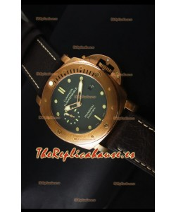 Panerai PAM382 Bronzo Reloj Réplica - Versión Ultima Actualizada