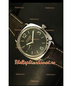 Panerai Radiomir Model PAM00337 Reloj Suizo en Acero Inoxidable - Edición Espejo 1:1