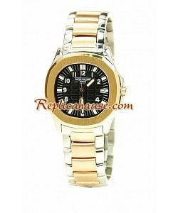 Patek Philippe Dama Aquanaut Reloj Réplica