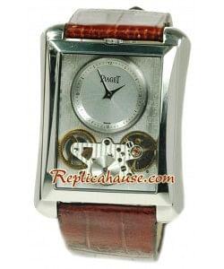 Piaget Black Tie Emperador Reloj Réplica