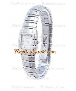 Piaget Tonneau Limelight Diamonds Reloj