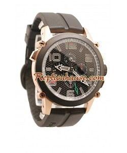 Porsche Design Rattrapante Cronógrafo P6920 Reloj Réplica