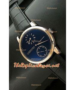 Réplica de reloj automático japonés Alange Sohne