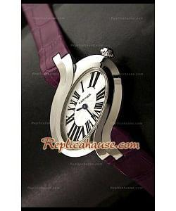 Delices De Cartier Réplica Reloj Señoras