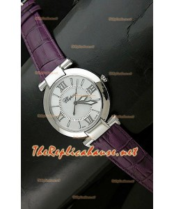 Chopard Ladies Imperiale Swiss Watch en acero inoxidable