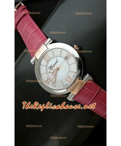 Chopard Ladies Imperiale Swiss Watch en dos tonos