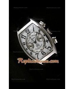 Franck Muller Master of Compliations CasaBlanca Reloj Japonés