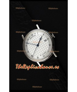 Breguet Classique 5177BB/12/9V6 Reloj de Acero Inoxidable con Marcadores de Hora en Numeros Romanos