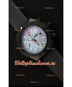 Breitling Avenger Titanium Case Swiss Reloj Réplica a Espejo 1:1