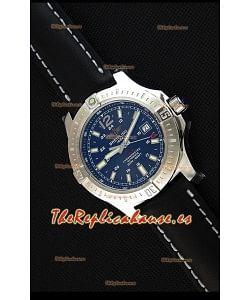 Breitling Chronometre COLT 41 Reloj Réplica Suizo Automático Dial Azul
