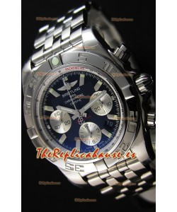 Breitling Chronomat B01 Reloj Réplica Suizo Dial Negro Reloj Réplica Espejo 1:1