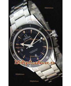 Omega Seamaster 300 CoAxial 007 Spectre Edition Edición Espejo 1:1