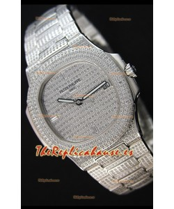 Patek Philippe Nautilus 5711/1A-011 Reloj Réplica Suizo - Versión Actualizada a Espejo 1:1